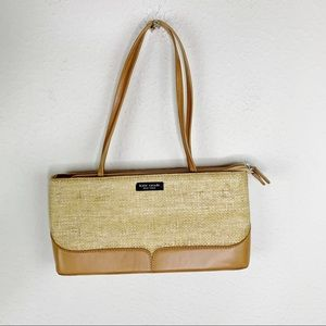 Kate Spade Mini Straw Bag D11